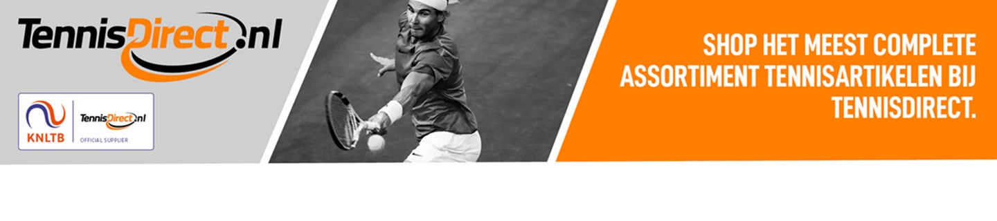 TennisDirect Partnerpagina 1200X300